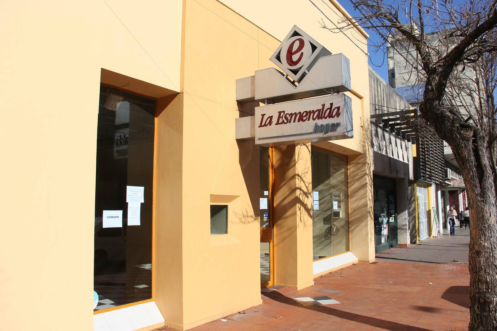 Cierre de la esmeralda casa de electrodom sticos - Casas de electrodomesticos ...