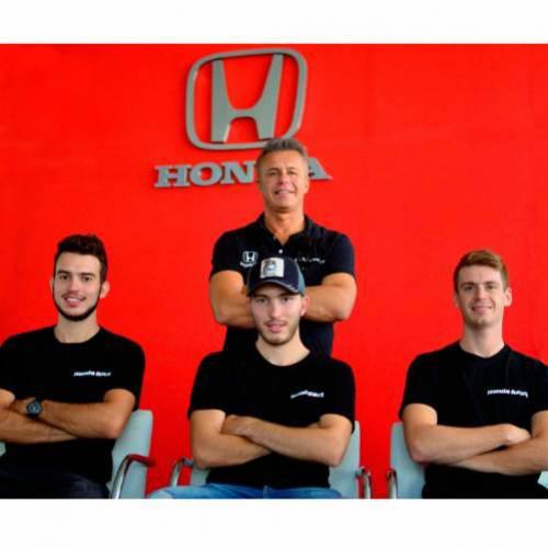 Súper TC2000: pilotos confirmados en Honda