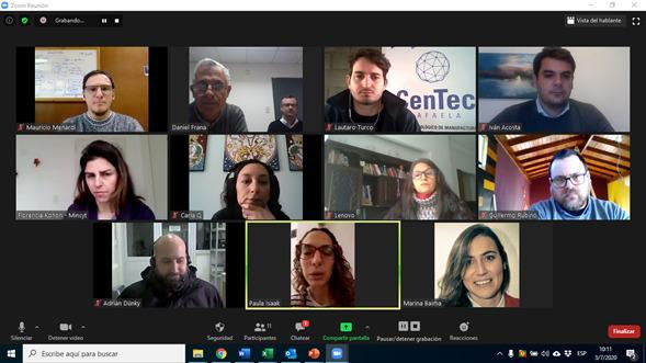 CEN TEC Rafaela trabaja con una red nacional de Centros Tecnológicos