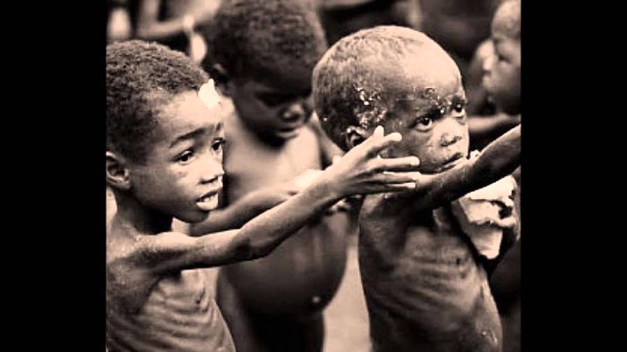 Hay 5 millones de niños desnutridos