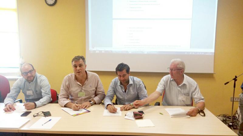 Fossano: se afianza la cooperación mutua en el marco de la Hermandad