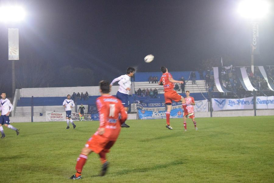 FOTO SERGIO SANDOBAL DIARIO EL INFORME TRASPIE./ El León cayó por el Federal y buscará revancha en la Copa.