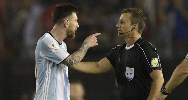 Beausejour repudia la decisión de la FIFA por el caso Messi