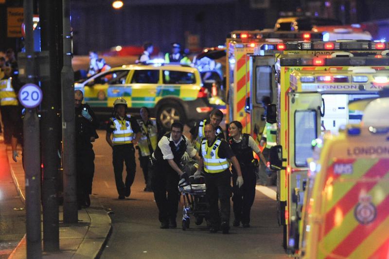 Se elevan a 7 los muertos y casi 50 heridos — Londres