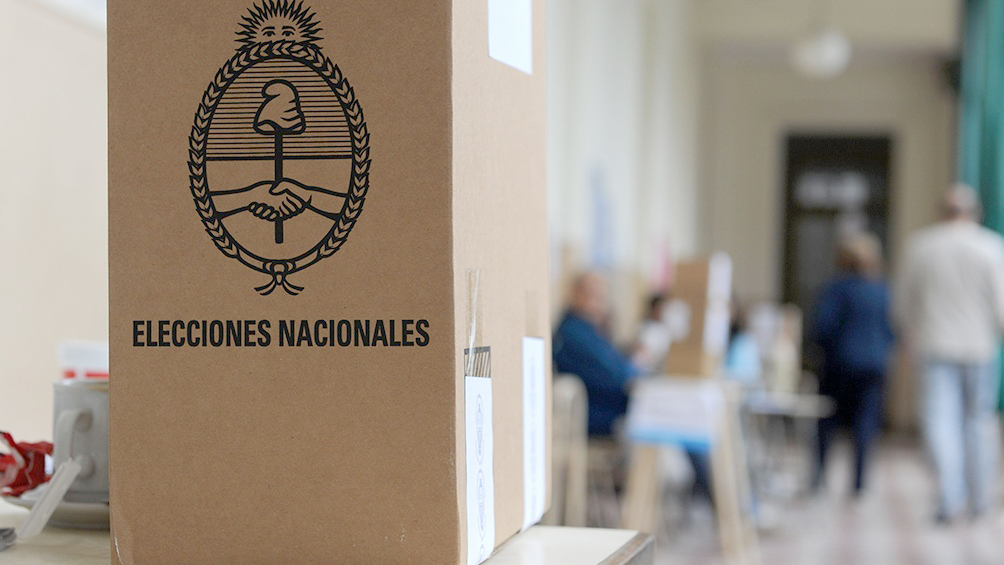 Resultado de imagen para urnas argentina