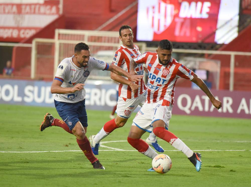 El empate dejó afuera de la Sudamericana a Unión