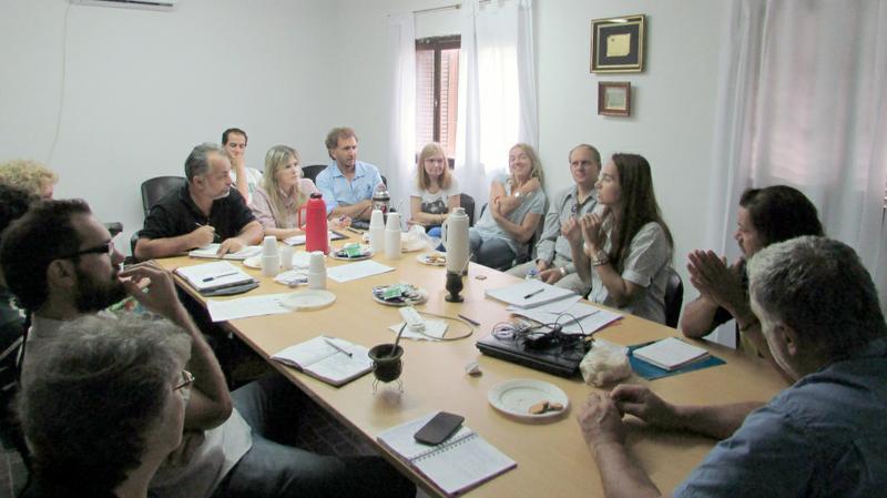 La provincia crear una red de viveros for Organizacion de viveros