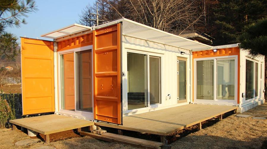 Contenedores la nueva alternativa en construcci n - Casas hechas con contenedores precios ...